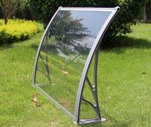 PC阳光板雨棚