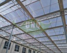 8mm阳光板-包头小白河温室工程