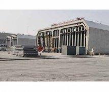 透明阳光板-大连湾海底隧道工程